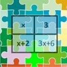 teachMathematics: Factorising Puzzle