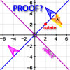 teachMathematics: Rotation Reflections & Proof