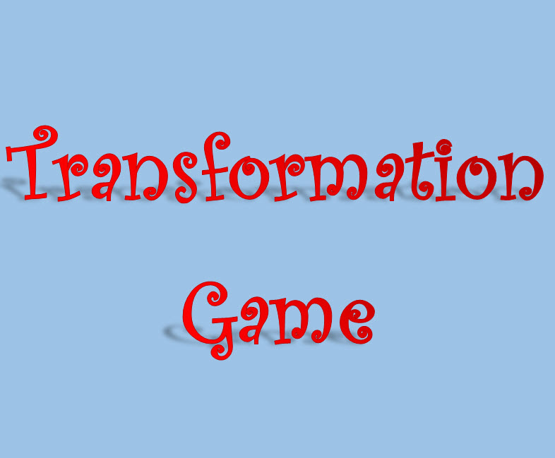 teachMathematics: Transformation Game